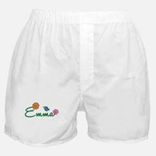 Emma Flowers Boxer Shorts