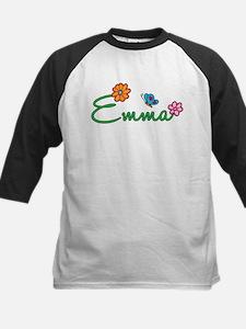 Emma Flowers Tee