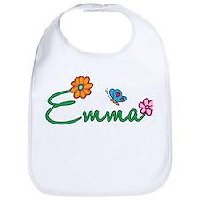 Emma Flowers Bib