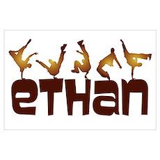 Street Dancing - ETHAN Poster