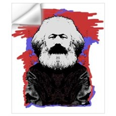 Marx Wall Decal