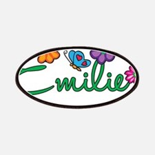 Emilie Flowers Patches