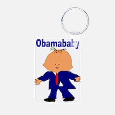 Obama baby 11 Keychains