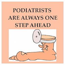 podiatrists Poster