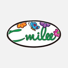 Emilee Flowers Patches