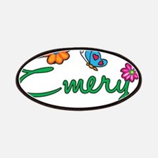 Emery Flowers Patches