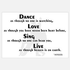 Dance as if...
