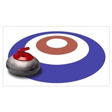 CURLING Poster