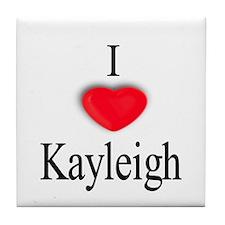 Kayleigh Tile Coaster