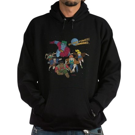 By Our Powers Combined Hoodie
