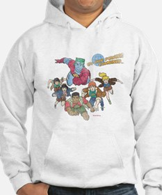 By Our Powers Combined Hoodie Sweatshirt