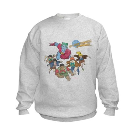 By Our Powers Combined Sweatshirt
