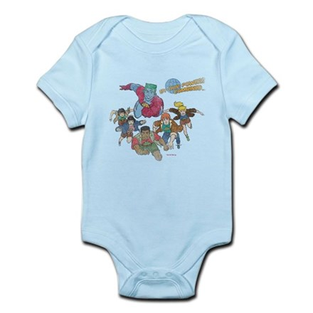 By Our Powers Combined Infant Bodysuit