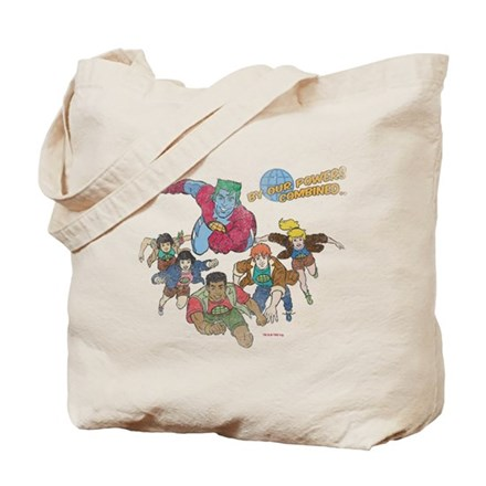 By Our Powers Combined Tote Bag