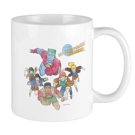 By Our Powers Combined Mug