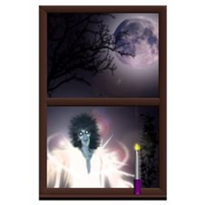 Candlelight Apparition Poster