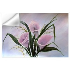 calla lilies Wall Decal