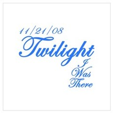 I was there Twilight Poster