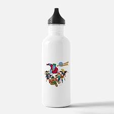 Captain Planet Powers Water Bottle