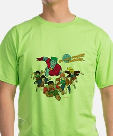 Captain Planet Powers T-Shirt
