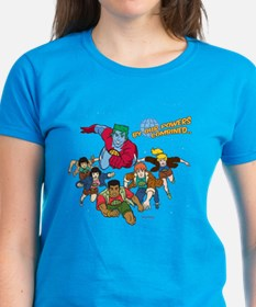 Captain Planet Powers Tee