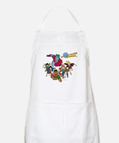 Captain Planet Powers Apron