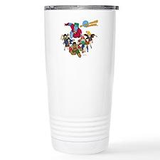 Captain Planet Powers Travel Mug