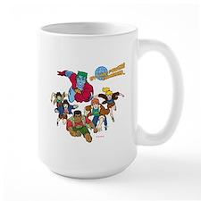 Captain Planet Powers Mug