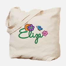 Eliza Flowers Tote Bag
