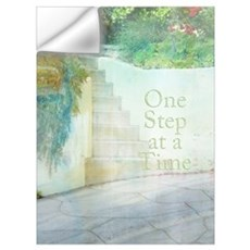12 Steps Wall Decal