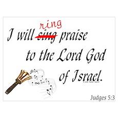 Ring Praise Poster