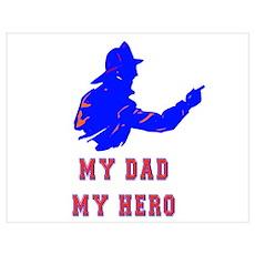 MyDad My Hero Poster