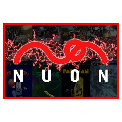 Electric NUON Poster