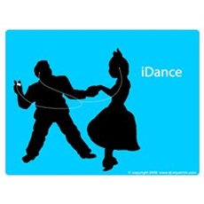 iDance Swing/Lindy Poster