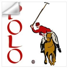 ...Polo... Wall Decal