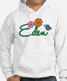 Eden Flowers Jumper Hoody