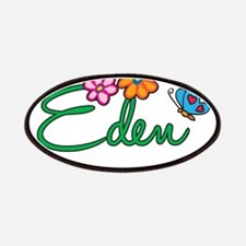Eden Flowers Patches