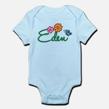 Eden Flowers Infant Bodysuit