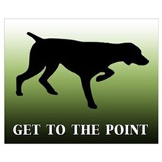 GET TO THE POINT Poster
