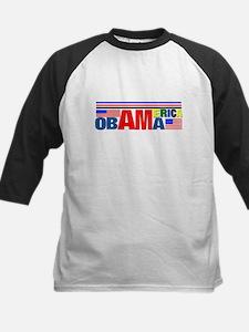 Obama America Kids Baseball Jersey