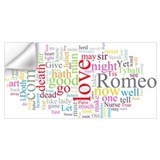 Shakespeare Wall Decals