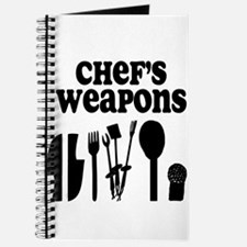 Chef's Weapons Journal