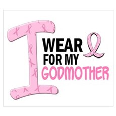 I Wear Pink For My Godmother 21 Poster