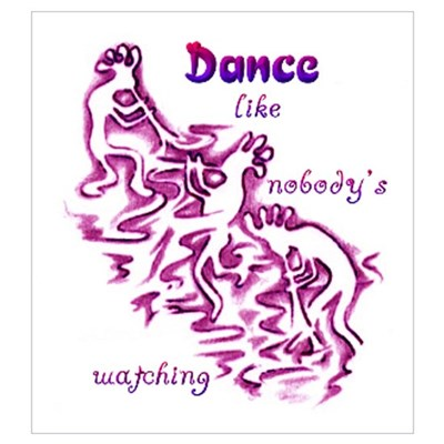 Dance Kokopelli Poster