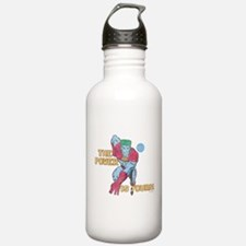 The Power Is Yours Water Bottle