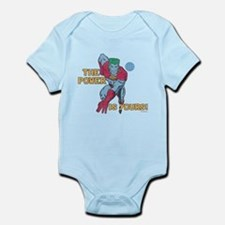 The Power Is Yours Infant Bodysuit