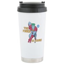 The Power Is Yours Travel Mug