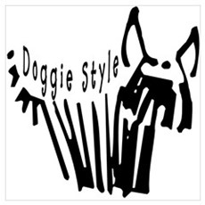 Doggie Style Poster