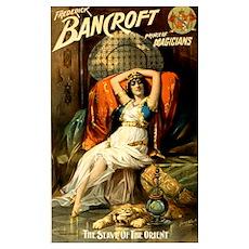 Bancroft Magician Poster