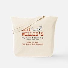 Big Willie's BBQ Palace + Tru Tote Bag
